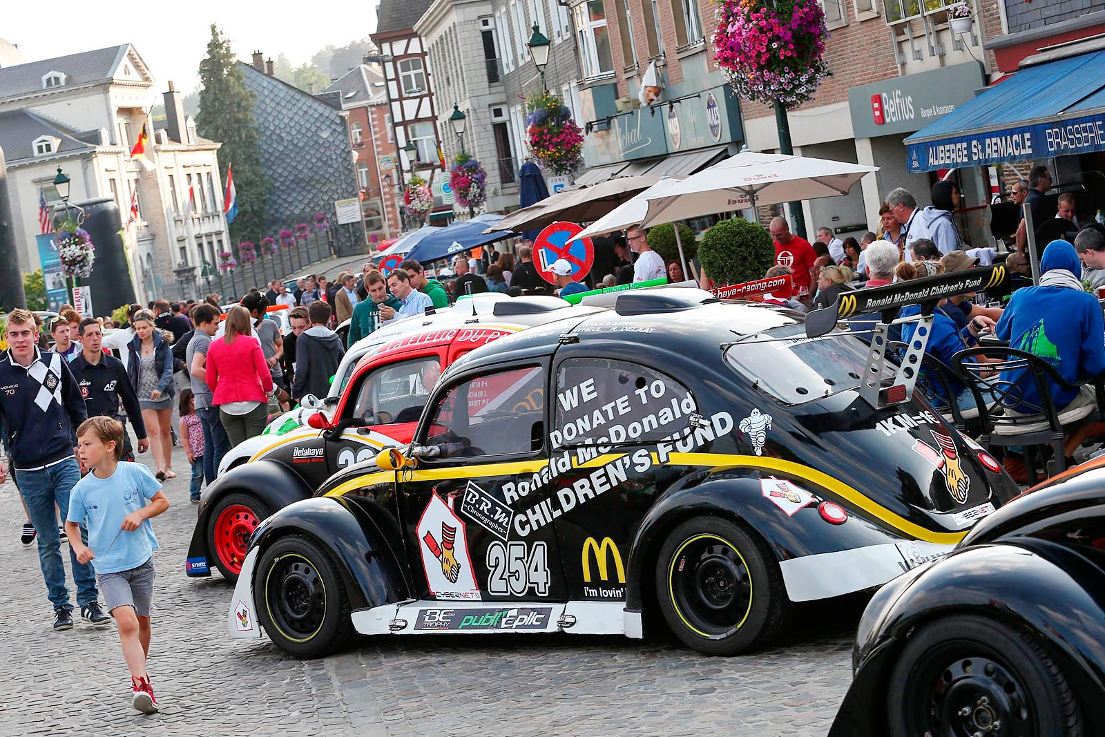 Repso Fun Cup 4 25H 2013 Parade Stavelot (©Foto Jacques Letihon)
